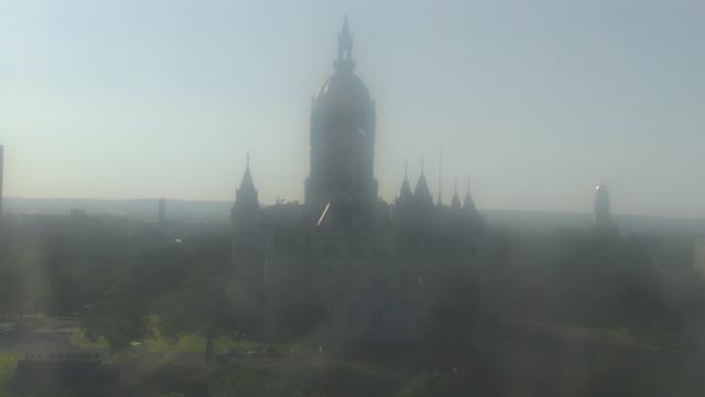 Hartford, CT the Capitol