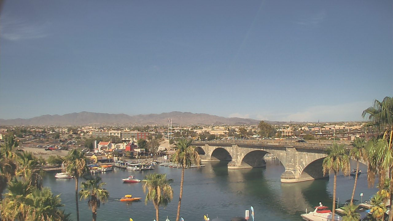 London Bridge (Lake Havasu)