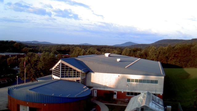The Gereau Center Rocky Mount Cam